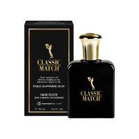Belcam Classic Match Polo Supreme Oud Mens Eau De Toilette 75ml