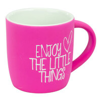 Curtis & Wade Enjoy The Little Things Inspiration Novelty Coffee Cup Mug