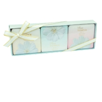 Lulu Grace Pure Pamper Daisy Bath Soap 100g x 3