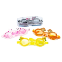 Kids Children Unisex Adjustable Swimming Goggles Assorted